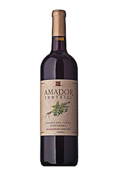 Amador Foothills Zinfandel