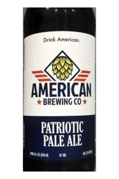 American Brewing Patriotic Pale Ale