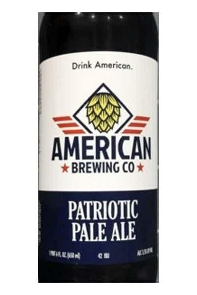 American Brewing Patriotic Pale Ale