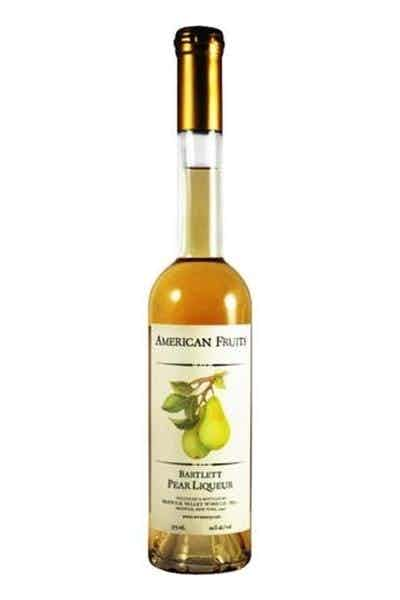 American Fruits Bartlett Pear Liqueur