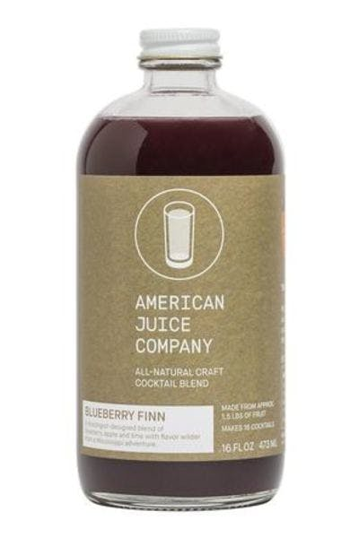 American Juice Co. The Blueberry Finn