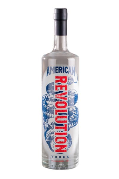 American Revolution Vodka