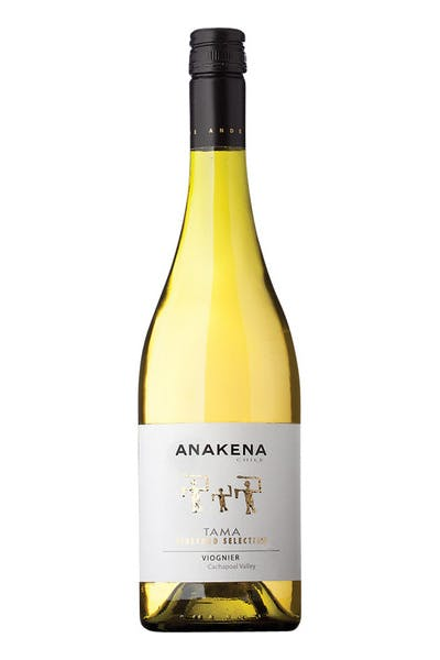Anakena Viognier Tama Vineyards Selection