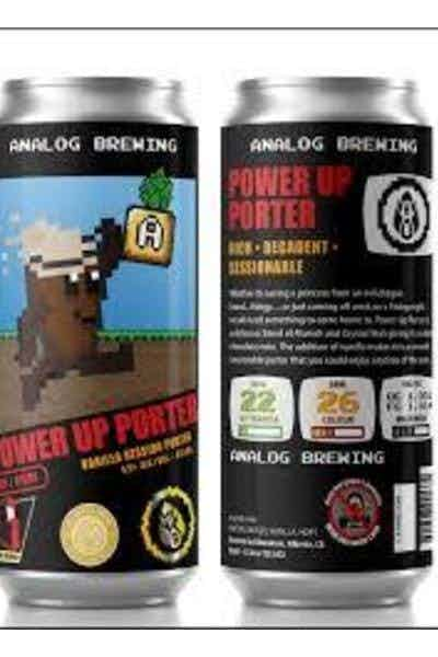 Analog Power Up Vanilla Porter