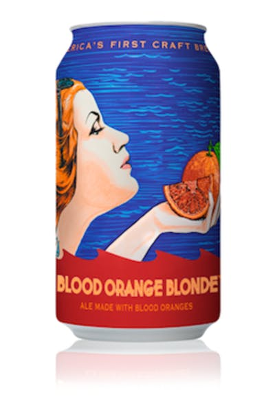 Anchor Blood Orange Blonde Ale