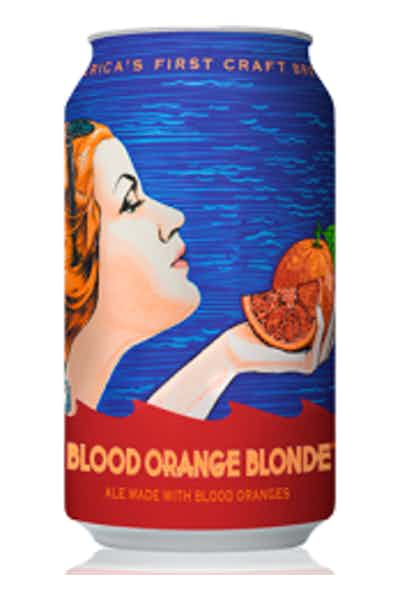 Anchor Steam Blood Orange Blonde