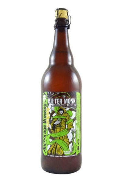 Anchorage Bitter Monk Double IPA