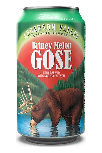 Anderson Valley Briney Melon Gose