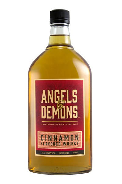 Angels & Demons Cinnamon Whiskey