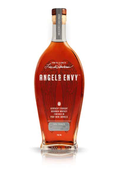 Angel's Envy Sherry Finish
