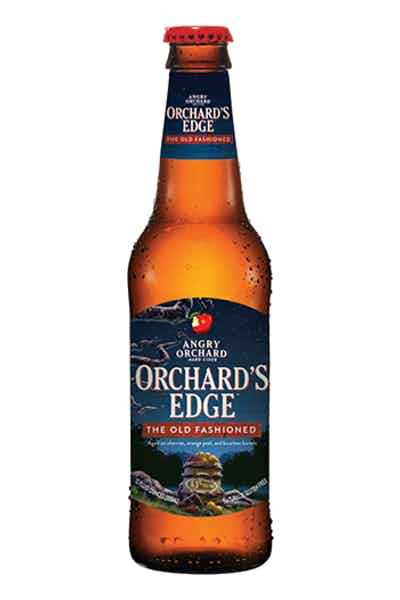 Angry Orchard Orchard's Edge Old Fasioned