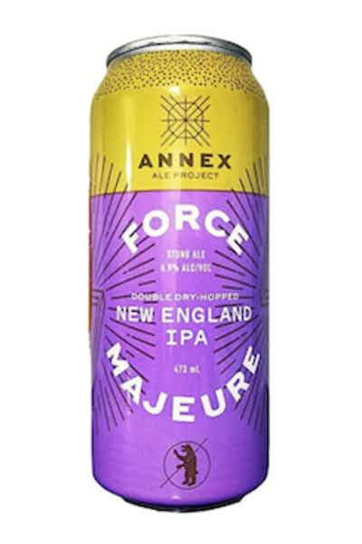 Annex Ale Force Majeure New England IPA