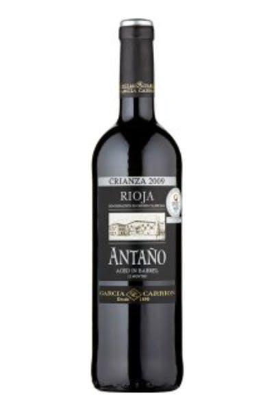 Antaño Rioja Crianza