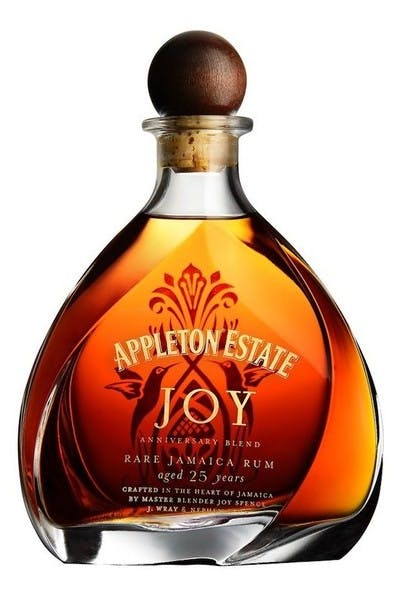 Appleton Joy Anniversary Rum 25 Year