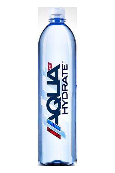 Aqua Hydrate Water