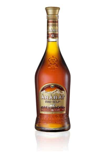 Ararat Ani Armenian Brandy 6 Year