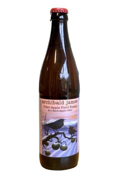 Archibald James Field Blend Dry Cider