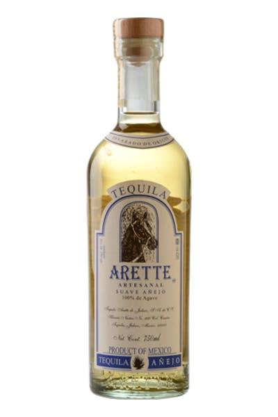 Arette Artesanal Suave Anejo Tequila