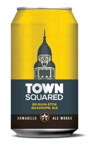 Armadillo Ale Works Town Squared