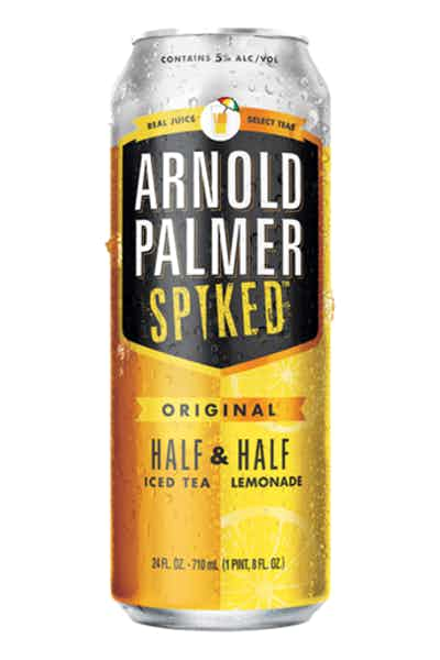 Arnold Palmer Spiked Half And Half