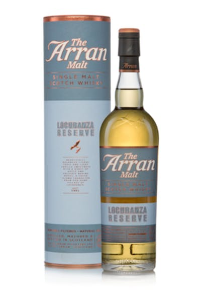 Arran Lochranza Reserve Single Malt Scotch Whiskey