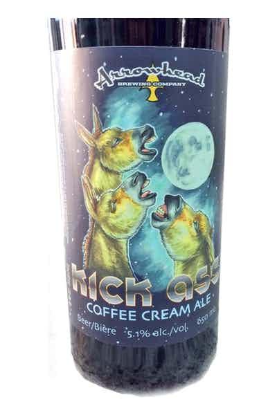 Arrowhead Kick Ass Coffee Cream Ale