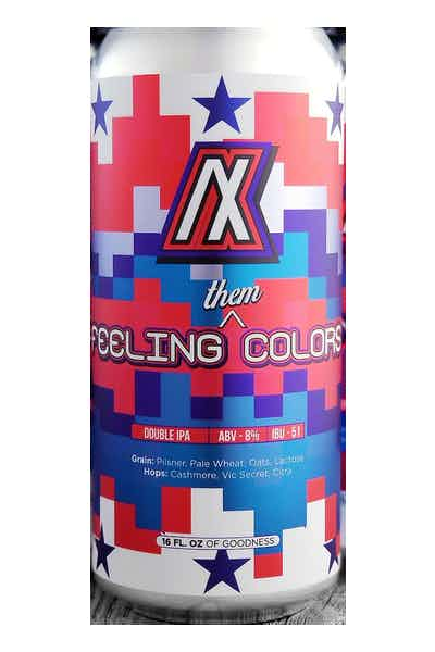 Artifex Brewing Feeling Colors Double IPA