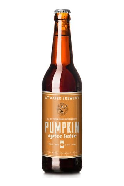 Atwater Pumpkin Latte