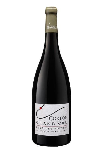 Au Pied Du Mont Chauve   Corton Grand Cru Clos Des Fietres