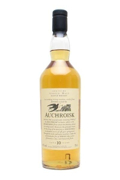 Auchroisk Single Malt Scotch 20 Year