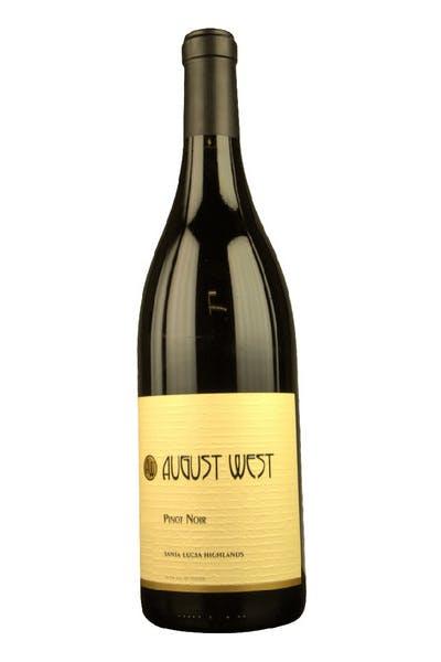 August West Pinot Noir Slh