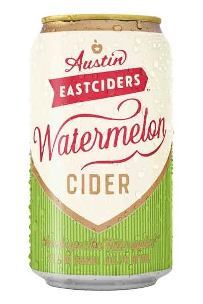 Austin Eastciders Watermelon Cider (Seasonal)