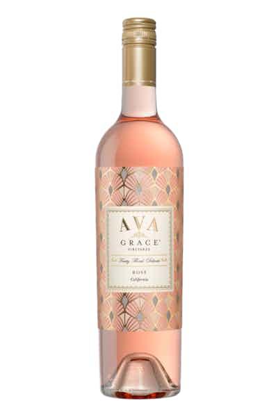 AVA Grace Vineyards Rosé Wine