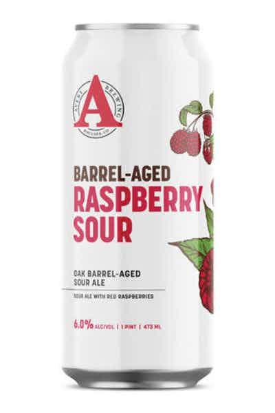 Avery Barrel Aged Raspberry Sour