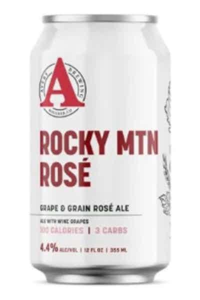 Avery Rocky Mountain Rosé