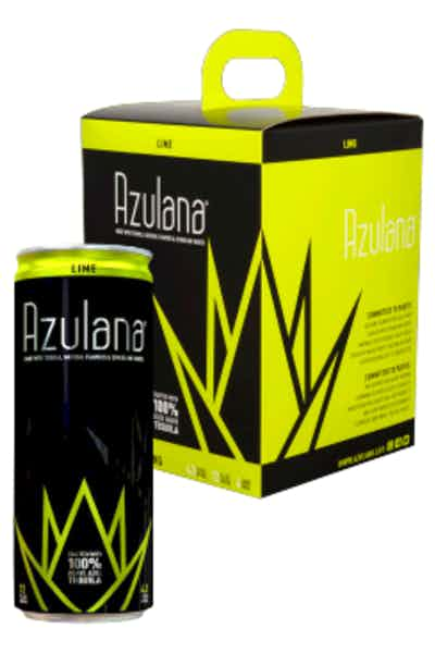 Azulana Sparkling Lime Tequila
