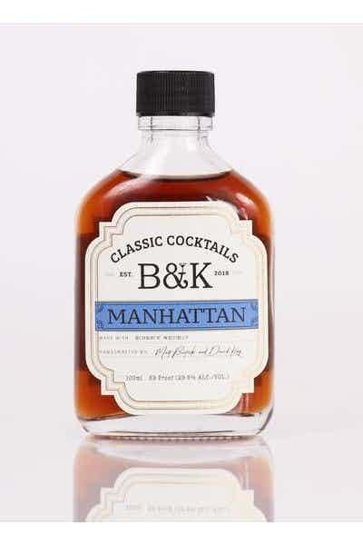 B&K Manhattan