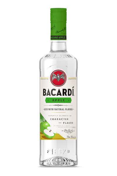BACARDÍ Apple Flavored White Rum