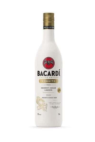 Bacardi Coquito Coconut Cream Liqueur