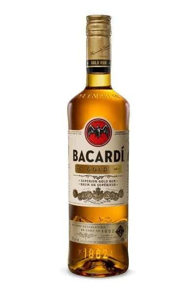 BACARDÍ Gold Rum