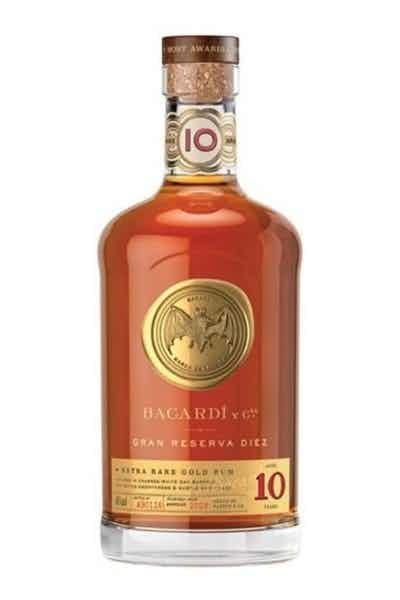 BACARDÍ Gran Reserva Diez Rum