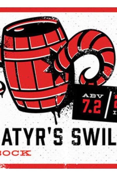 Back Pew Satyr's Swill