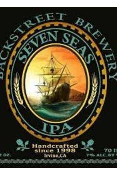 Backstreet Seven Seas IPA