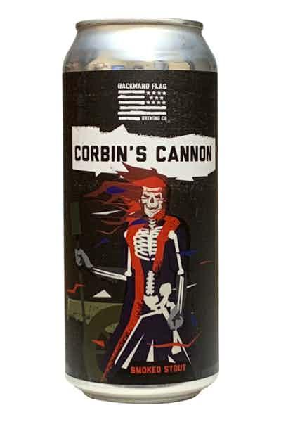 Backward Flag Corbin's Cannon