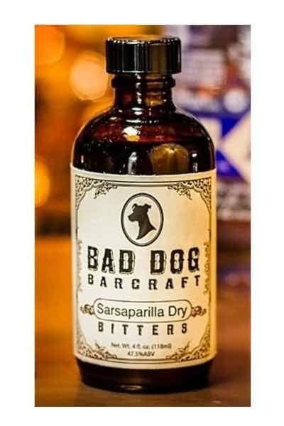 Bad Dog Barcraft Sarsaparilla Dry Bitters