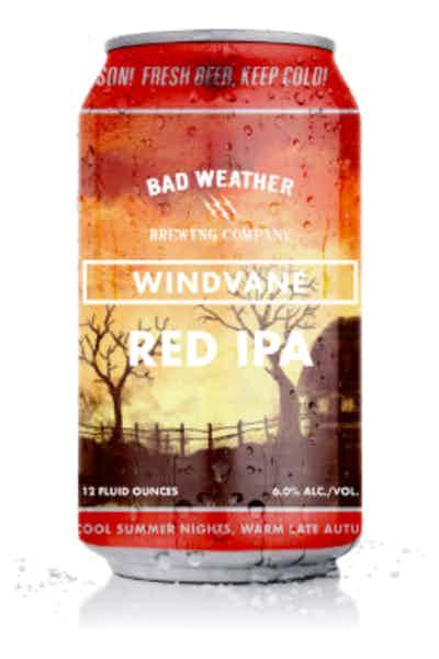 Bad Weather Minnesota Windvane Red Ale
