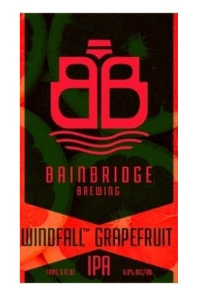 Bainbridge Windfall Grapefruit IPA