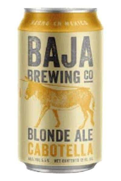 Baja Brewing Blonde Ale Cabotella