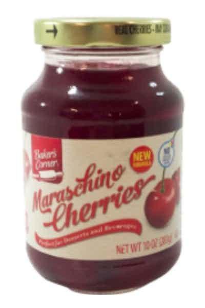Bakers Corner Maraschino Cherries