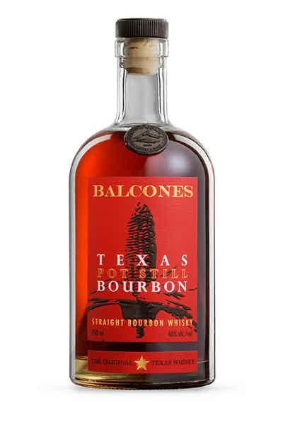 Balcones Texas Pot Still Bourbon Whisky